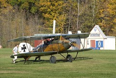 Old Rhinebeck Aerodrome, Rhinebeck NY (dkjphoto) Tags: travel usa newyork tourism museum airplane fly flying airport tour antique aviation country flight tourist german northamerica dogfight rhinebeck albatross aerodrome oldrhinebeckaerodrome dennisjohnson albatrosdva wwwdenniskjohnsoncom