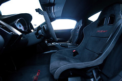 R8GT-inside (R.Norgren) Tags: bucket sweden stockholm interior center seats gt audi sthlm 2012 r8 swe audir8 smista r8gt