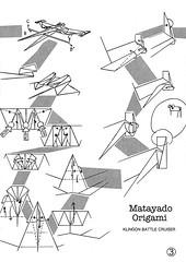 Klingon Battle Cruiser origami diagram Easy version 3 (Matayado-titi) Tags: startrek origami diagram klingon spaceship enterprise cruiser starship sugamata matayado
