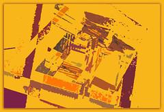 Windows Technology (karith) Tags: abstract window gold photoshopped sanluisobispo newcomputer hss karith harrysfilters warpkamakazi letmeknowifthecolorsseemoff