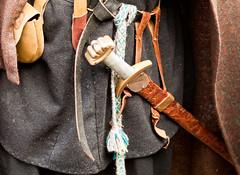 Jorvik Viking Festival 2012 (alh1) Tags: york portrait england detail costume places sword reenactment northyorkshire coppergate jorvikvikingfestival2012