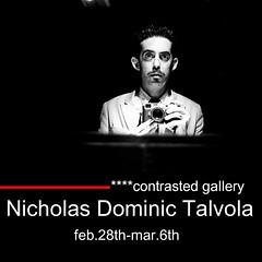 ****contrasted gallery (nicholas dominic talvola) Tags: exhibition leicam manueldiumenj contrastedgallery nicholasdominictalvola