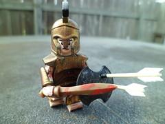Achilles (Grant Me Your Bacon!) Tags: brad lego troy pit custom pitt trojan achilles trojans spartan spartans