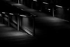 Hell or Heaven (100pixels.fr) Tags: paris seine river blackwhite bridges bnf
