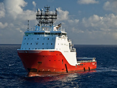 Siem Sapphire (SPMac) Tags: sea brazil field ship offshore bow siem anchor oil tug stern handler campos supply sapphire petrobras ahts handlerbrazil
