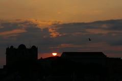 Non sar mai la stessa storia (Wind&Wuthering) Tags: morning light italy sun castle clouds dawn italia nuvole alba magic sicily palermo castello luce sicilia palazzodeinormanni