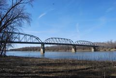 Harmony Way Bridge (Indiana Landmarks) Tags: new historic harmony 10mostendangered indianalandmarks
