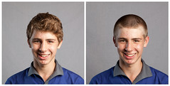 11/52 Portraiture (Sean Kelly Aus) Tags: 2012 leukemia week11 shaveforacure strobist week11theme 522012 52weeksthe2012edition weekofmarch11