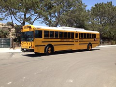 A-8705 (crown426) Tags: california ic newportbeach international schoolbus coronadelmarstatebeach re300 aerocoachtransportation