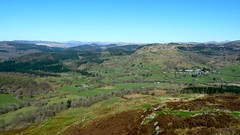 Looking North from Foel Offrwm, near Dolgellau