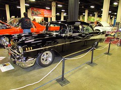 2012 World of Wheels in Boston (mike01905) Tags: worldofwheels boston 1957 chevy chevrolet belair 2012worldofwheels
