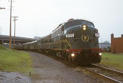 Rail Cruise America 6/2001 (Sneebly) Tags: 2001 stlouis convention nrhs railcruiseamerica privatevarnish