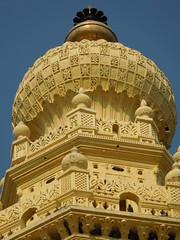dôme de la mosquée (abuelita12580) Tags: karnataka mysore mosquée tippusultan indedusud