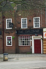 20120129-35_Coventry_The Diplomat Pub_Bishop Street (gary.hadden) Tags: urban pub cityscape coventry bishopstreet photocourse coventrycitycentre thediplomat tothehills garyhadden