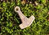 Thor's Hammer (Thorskegga) Tags: thor thors hammer amulet symbol heathen heathenry england english britain uk british asatru pagan norse viking myth mythology protective