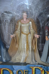 Figurine The Coronation Gift Pack Faramir and Eowyn and Aragorn and Arwen and Eomer (Nefastus Nex) Tags: toy king box lord du des collection rings pack le gift return figure aragorn biz figurine et arwen coronation roi retour eowyn the faramir seigneur nex eomer toybiz anneaux coffret couronnement nefastus