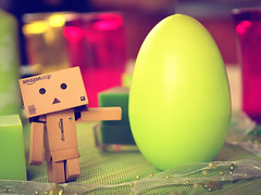 Happy Easter! (FotoGraf-Zahl) Tags: easter egg ostern ei danbo danboard