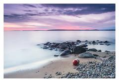 Motala (fotografmotala@gmail.com) Tags: longexposure sunset landscape sweden