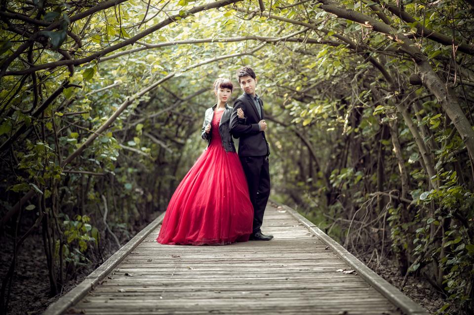 台南自助婚紗 凱蒂 台南婚攝丫賓034