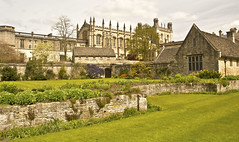 Christ Church College, Oxford (Percypix57) Tags: england building college church architecture university christ oxford