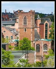 St Nicolas Church (veggiesosage) Tags: nottingham church gx20 aficionados gradeiilisted tamronspaf90mmf28