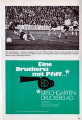Switzerland vs England - 1981 - Page 27 (The Sky Strikers) Tags: world england cup st schweiz switzerland official basel 150 jakob fr programme offizielles programm qualifier fussballstadion