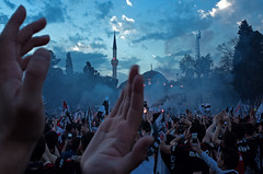 2015-2016 season champion BJK (Ufuk Akar (TURKUAZSTREET)) Tags: street turkey football champion streetphotography documentary istanbul bjk
