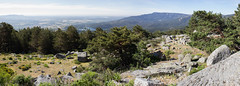 Cabeza Lijar (jorge.cancela) Tags: madrid panorama espaa landscape spain y paisaje panoramic cabeza len castilla lijar