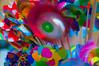 #Waterfall of #Colors (marco.giordana) Tags: girandola nice movement colors vento wind child motion blur childhood d90 nikon nikonist light sunny emotion feelings holiday travel carnival fleur nizza cote dazur france francia fr urban fragment funny happy fun carnevale bataille des fleurs nikonflickraward jeux games enfant waterfall wonderful amazing wow yo street new focus flickr fav10