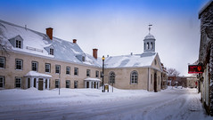 2016Fev-Vieux TR-12 (jdbrochu) Tags: photographie hiver troisrivieres ville clocher laneige pleinair batisse vieuxtroisrivieres