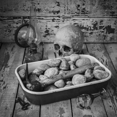Vanitas (Zahariev Ivan) Tags: skull vanitas otus1455
