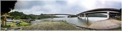 Represa Capivari - PR (Marciobien) Tags: panorama agua fuji natureza ponte curitiba panoramica fujifilm represa parana pescaria hs10