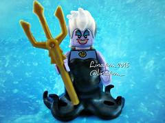 (Linayum) Tags: ursula lego legominifigures thelittlemermaid disney legominifiguresdisney toy toys coleccin collection juguetes linayum