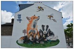 Street Art, London (junepurkiss) Tags: streetart london walthamstow