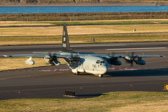 Raider 35 (sabian404) Tags: usmc portland airport marine martin united international corps pdx states lockheed c130 raiders c130j kpdx vmgr352 kc130j 166765 qb765