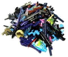 50% Off Assorted Color BrickArms! (ToyWiz.com) Tags: gun lego weapon brickarms toywizcom toywis