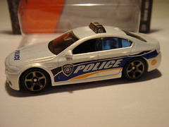 MATCHBOX BMW M5 NO3 POLICE CAR 1/64 (ambassador84 OVER 5 MILLION VIEWS. :-)) Tags: matchbox diecast bmwm5