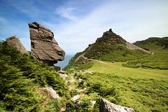The Valley of Rocks. (Tall Guy) Tags: tallguy uk devon lyton thevalleyofrocks