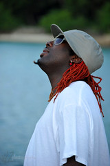Is Where You Come From (Heidi Zech Photography) Tags: portrait musician man dreadlocks jamaica jamaican stmary jamesbondbeach oracabessa jamaicanman photosbyheidizech coloreddreadlocks coloureddreadlocks