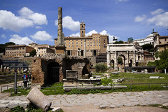 """Roman Forum • <a style=""""font-size:0.8em;"""" href=""""http://www.flickr.com/photos/89679026@N00/6970745686/"""" target=""""_blank"""">View on Flickr</a>"""