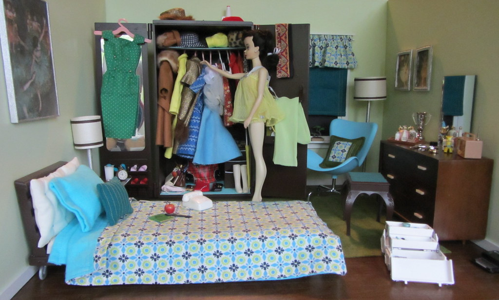 The world 39 s best photos of 1960s and pajamas flickr hive for Interieur maison 1960