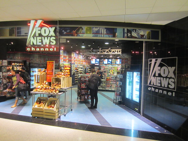 Fox News Channel Store in Houston Texas