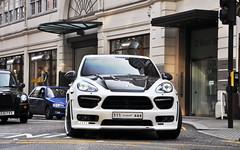 Porsche Cayenne Hamann Guardian #Explored (ThomvdN) Tags: