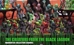 THE CREATURE FROM THE BLACK LAGOON JUGUETE ANTIGUO MEXICO EL MONSTRUO DE LA LAGUNA NEGRA MARX AHI REMCO (madhunter collection) Tags: monster movie mexico tv horror marx universal studios ahi mexicano antiguo juguete remco thecreaturefromtheblacklagoon lililedy