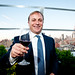John Jordan of Jordan Winery at PH-D Rooftop Lounge, Dream Downtown Manhattan
