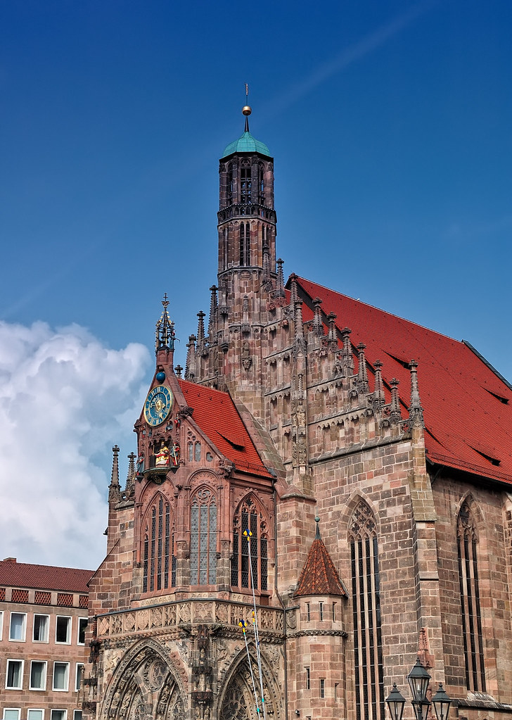 Nuremberg Frauenkirche, Germany / 德國紐倫堡聖母教堂