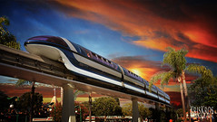i'm going to disneyland (Kris Kros) Tags: world california ca sky electric kids clouds train la los im angeles disneyland touch champion going disney disneyworld socal american idol winner land kris to bullet superbowl monorail anaheim kk kkg bullettrain kros kriskros kkgallery