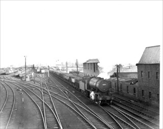 Fazakerley Sidings  West 1957