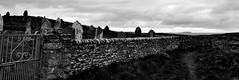 Graveyard (TL1000R Al (Falling waaaaaayyyyyyyy behind)) Tags: sky graveyard clouds landscape islands scotland orkney nikon coastline d5100