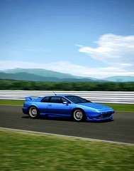 Gran Turismo 4: Lotus Esprit V8 '02 - 3 of 6 (Kelvin64) Tags: cars race computer landscape landscapes video scenery lotus 4 rally scenic racing vehicles 02 ps1 vehicle gran racers races turismo v8 grans racer esprit sceneries rallies nrburgring esprits gt4s
